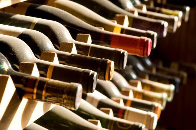 срок годности алкоголя в бутылках