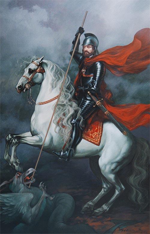 фото армянского святого Саркиса