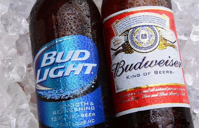 фото видов пива бад
