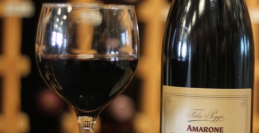 фото красного вина вальполичелла амароне
