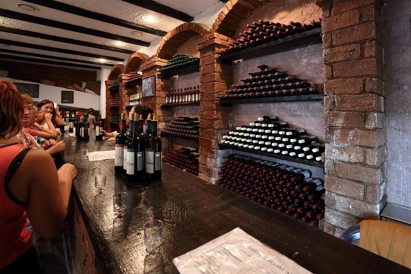 Дегустация абхазских вин фото