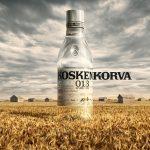 фото бутылки водки Koskenkorva