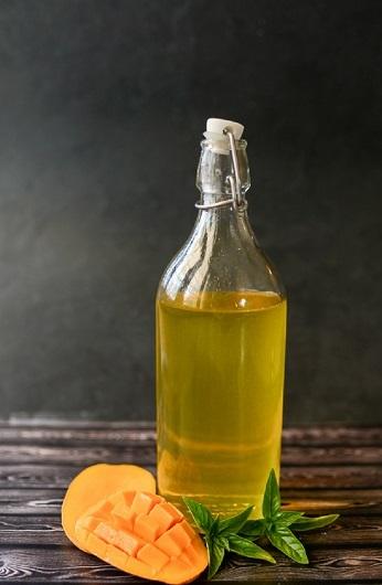 фото домашнего ликера из манго