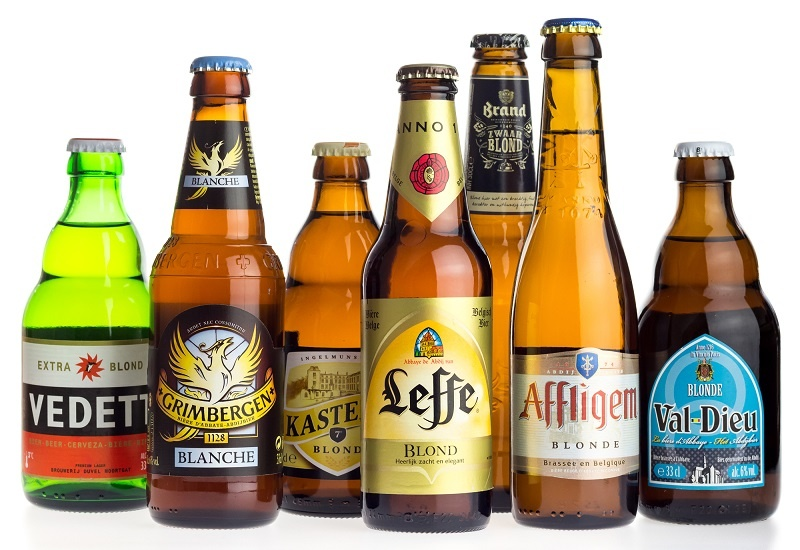 известные марки пива бланш