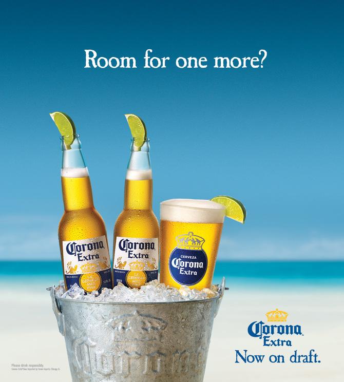 фото как правильно пить пиво корона с лаймом
