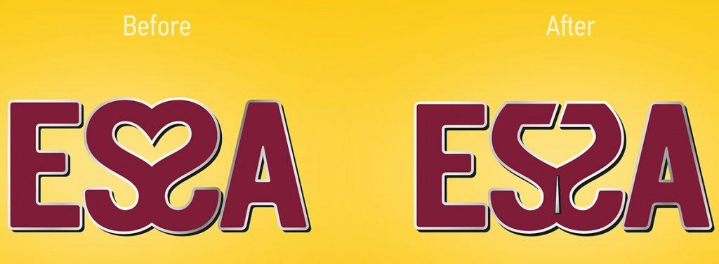 фото логотипа пива эсса