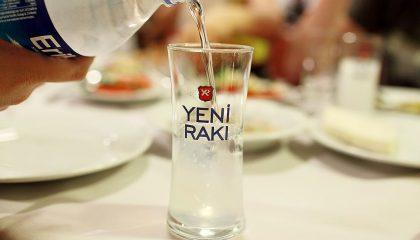 фото напитка ракы из Турции