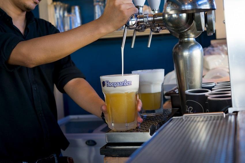 фото пива Хугарден бланш
