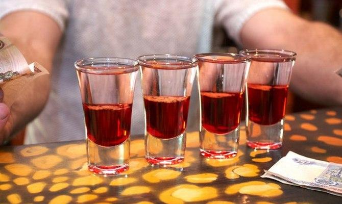 фото коктейля Боярский