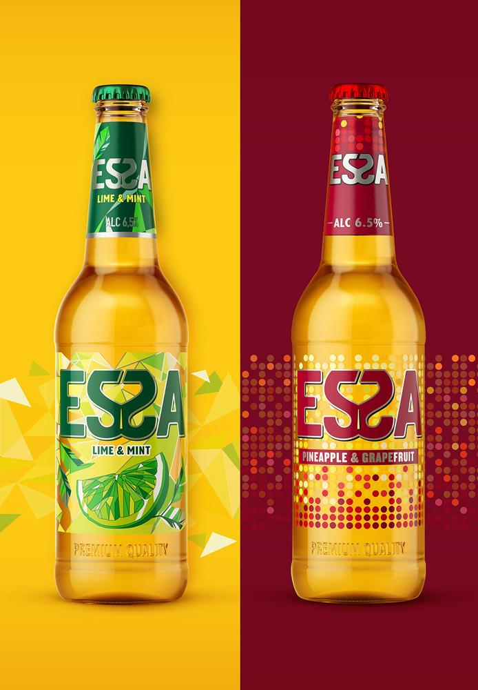 виды пива эсса