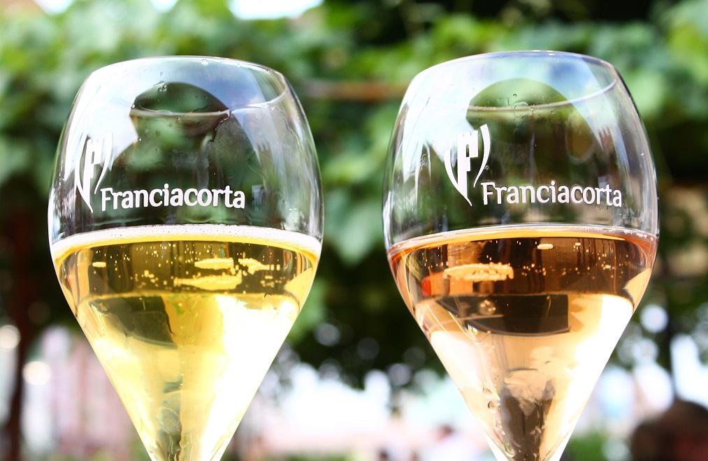 фото вина Франчакорта