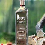 фото бутылки водки дрова