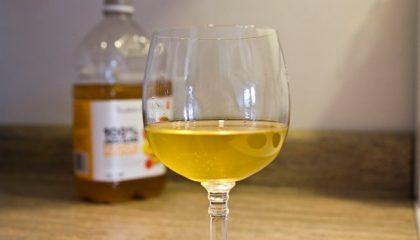 фото домашнего мангового вина