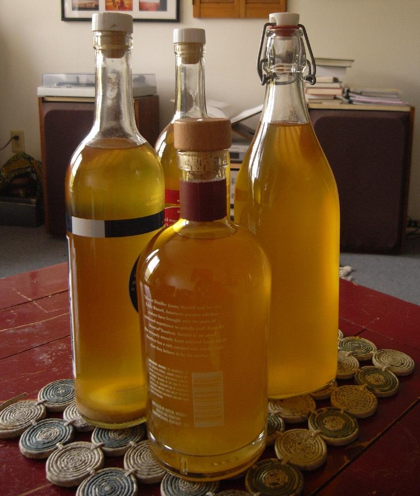 фото домашнего вина из манго