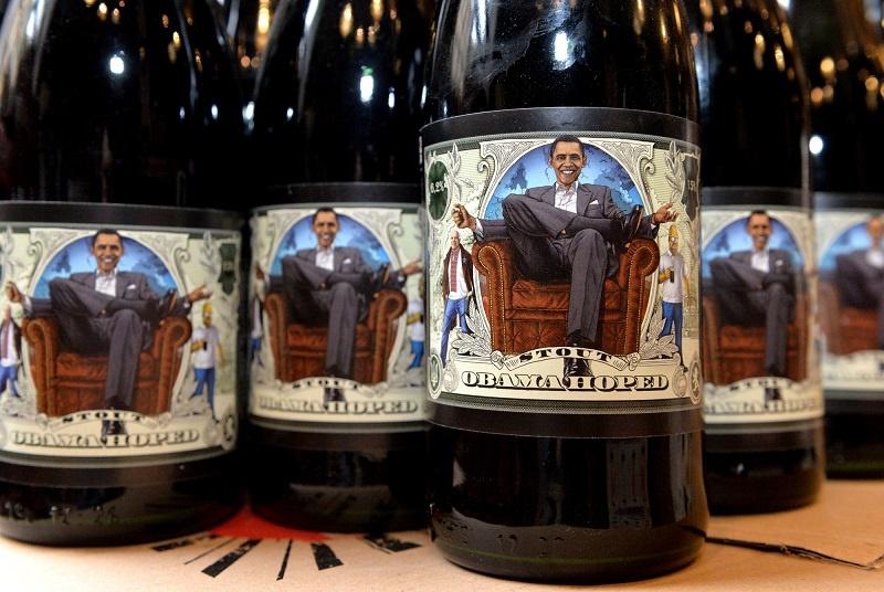 пиво Барака Обамы