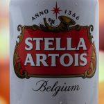 фото этикетки пива Стелла Артуа