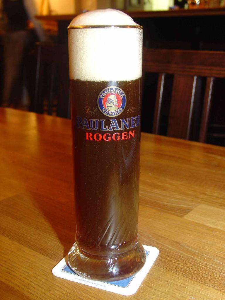 фото ржаного пива паулайнер