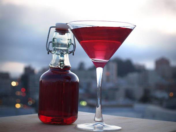 фото сиропа для коктейлей гренадин