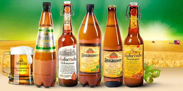 фото видов пива Афанасий