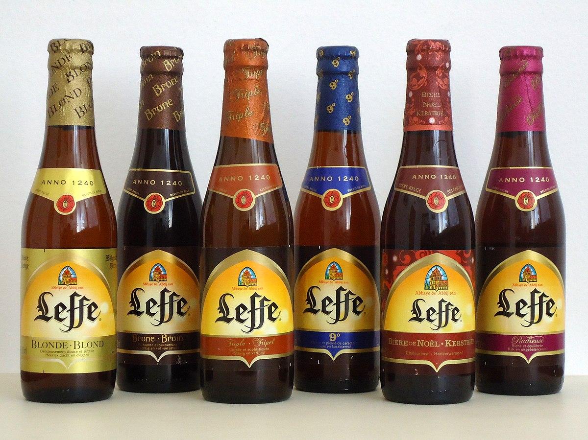 фото видов пива Лёфф