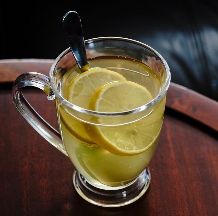фото алкогольного коктейля Горячий Тодди