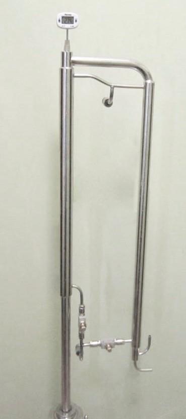 фото бражной колонны с рубашечным дефлегматором
