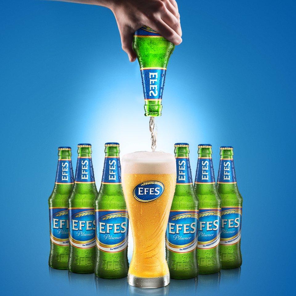 фото бутылки пива эфес