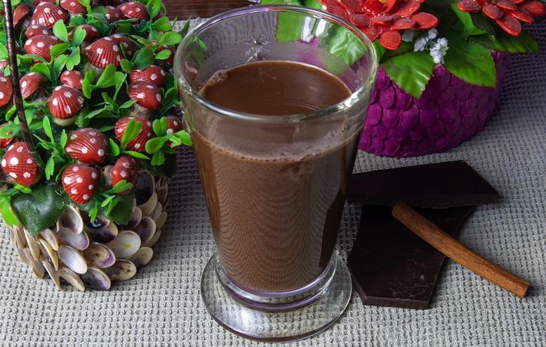 фото горячего шоколадного вина