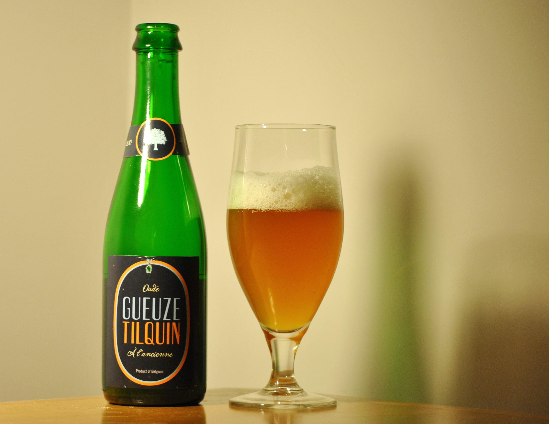 пиво Гёз фото