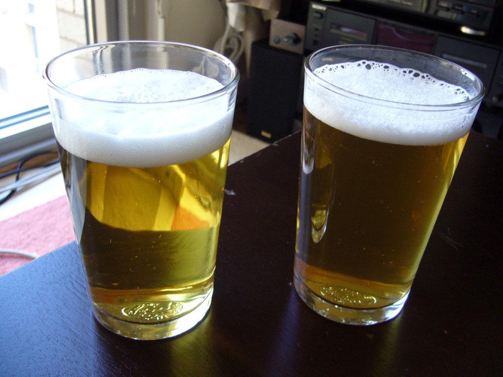 Пиво с альтернативным зерном