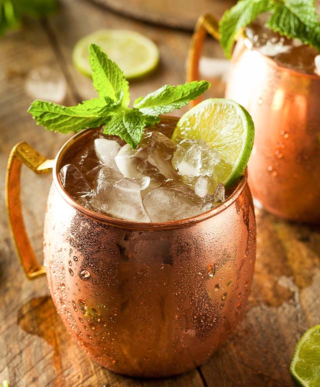 Moscow Mule фото
