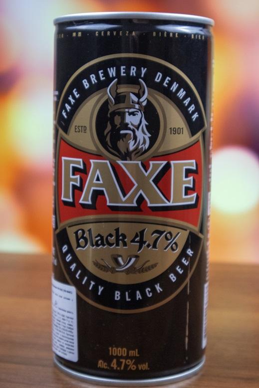 фото черного пива факс