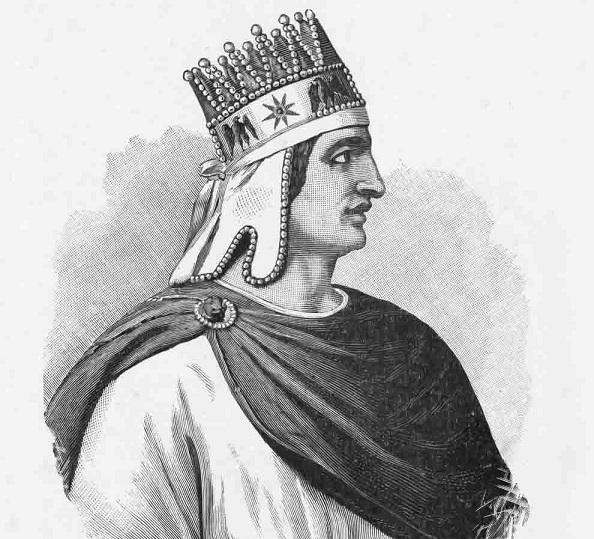 фото царя Тиграна
