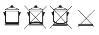 каким должно быть дно куба самогонного аппарата для индукционной плиты