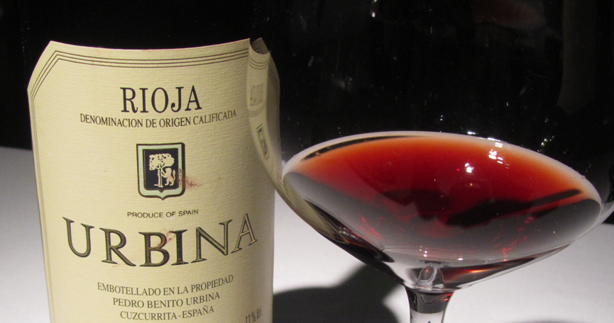 фото красного вина из Риохи