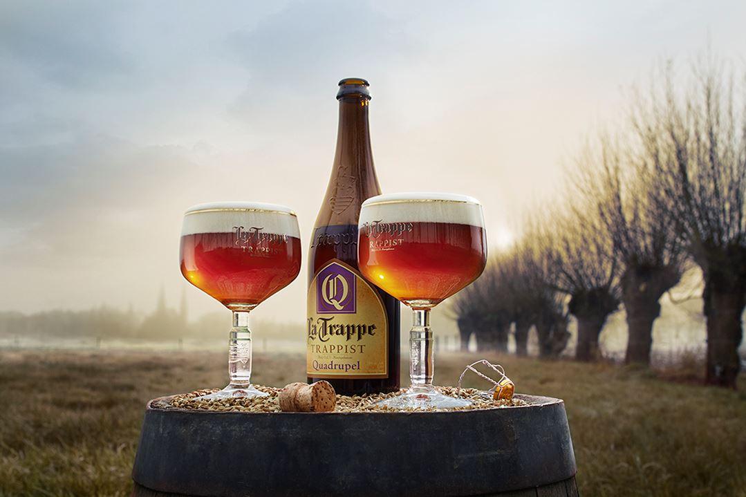 фото пива La Trappe