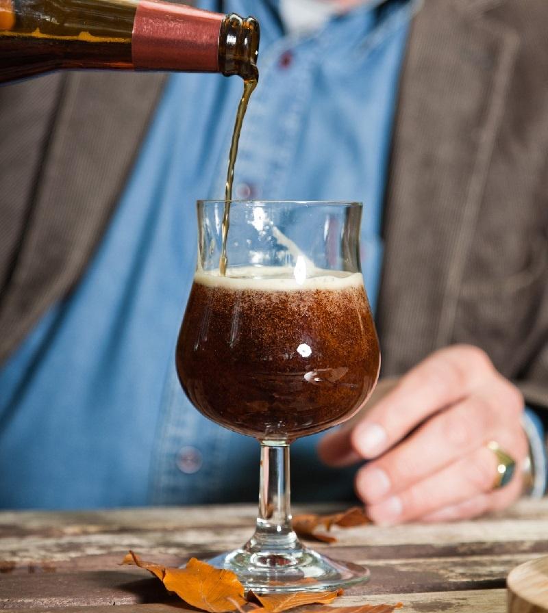 немецкое пиво бок