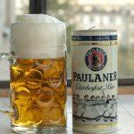 фото пива пауланер