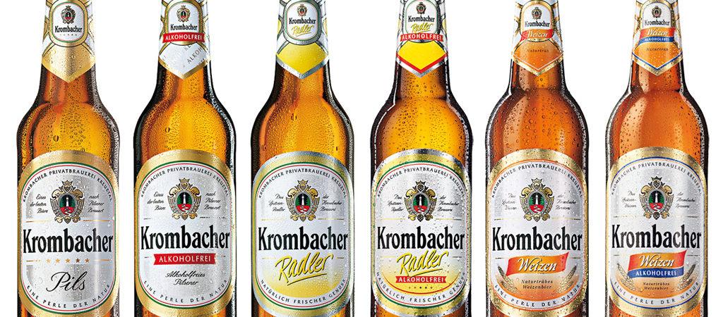 фото видов пива кромбахер