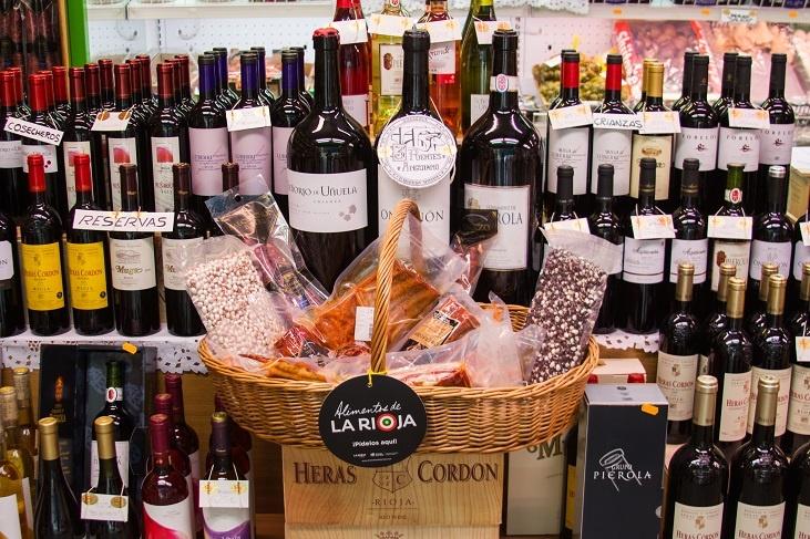 виды риохских вин