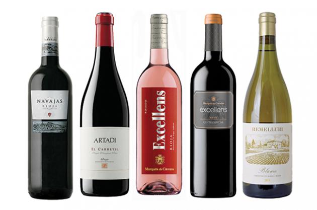 какими бывают вина в Риохе