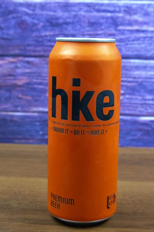 фото баночки пива Хайк