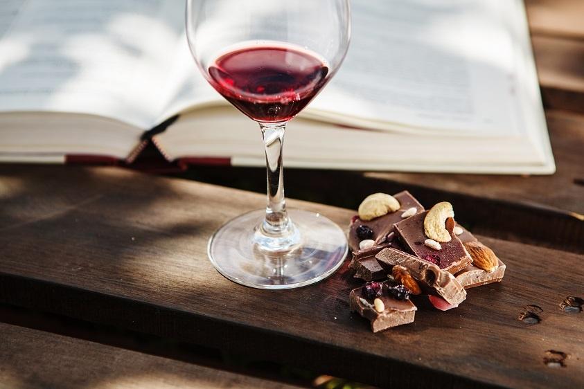 фото чем закусывать ледяное вино