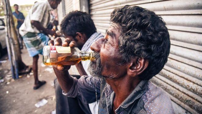 какой алкоголь пьют индусы