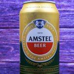фото этикетки пива амстел