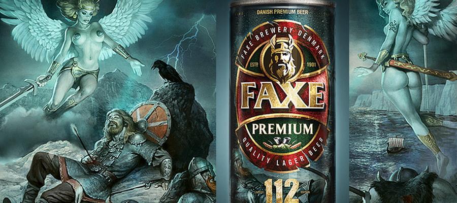 Факсе пиво современных викингов