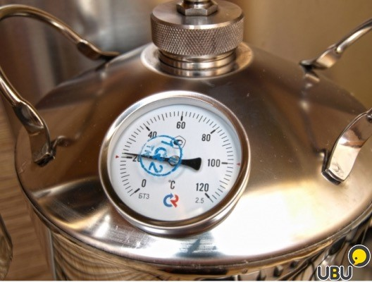 фото термометра самогонного аппарата Добрыня