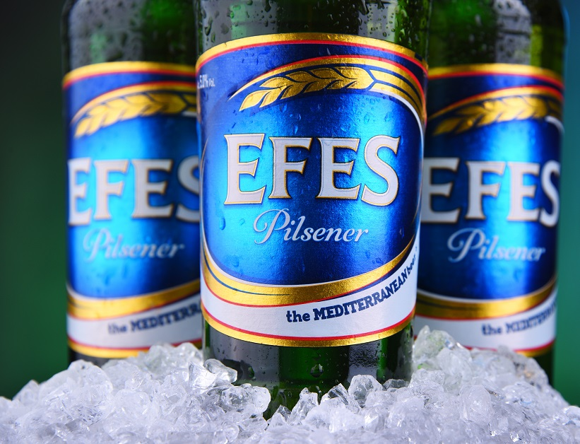 фото турецкого пива Эфес