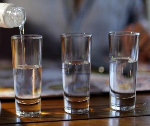 фото водки для коктейлей