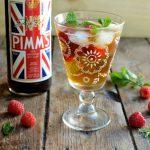 фото британского алкогольного напитка пиммс